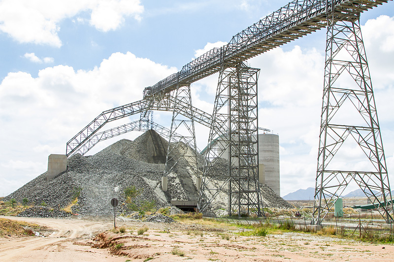 Magalakwena Mine Shooting